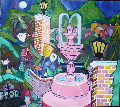 Garden San Miguel by Daniel Brennan