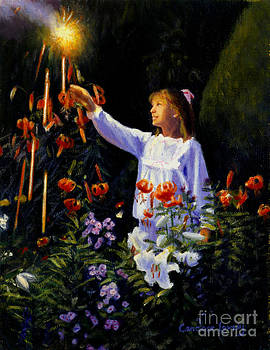 Candace Lovely - Garden Sparks