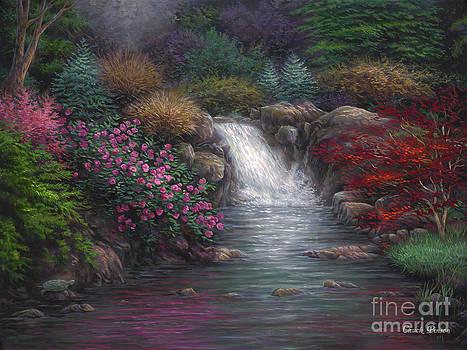 Garden Spring by Chuck Pinson