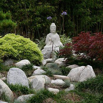 Art Block Collections - Garden Statue
