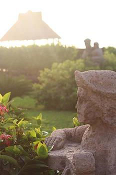 Garden Watcher by Michael Blair