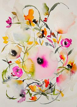 Gardenia XVI by Karin Johannesson