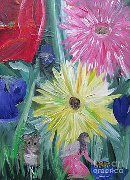 Gardening by Susan Snow Voidets