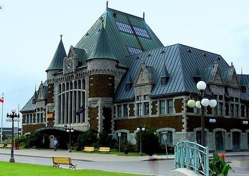 Rick Todaro - Gare du Palais