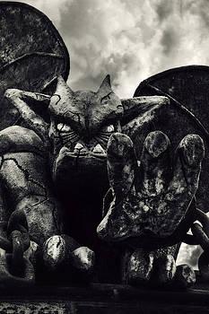 Gargoyle II by Kim Zier