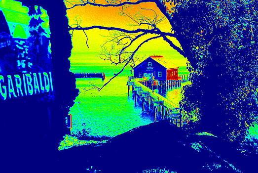 Garibaldi Boat House by Mamie Gunning