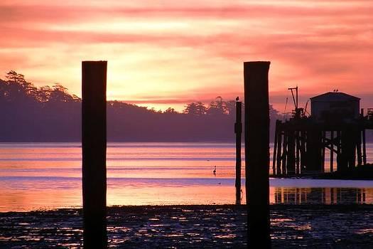 Garibaldi Sunset by Gary Rathjen