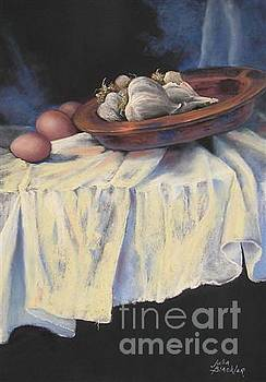 Julia Blackler - Garlic And Eggs