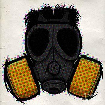 Gas Mask by Shane B