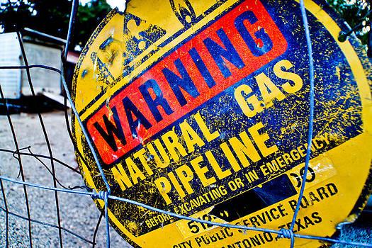 Gas Pipeline by Norchel Maye Camacho