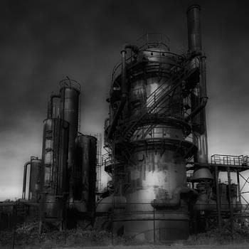Gas Works Park by Gary Silverstein