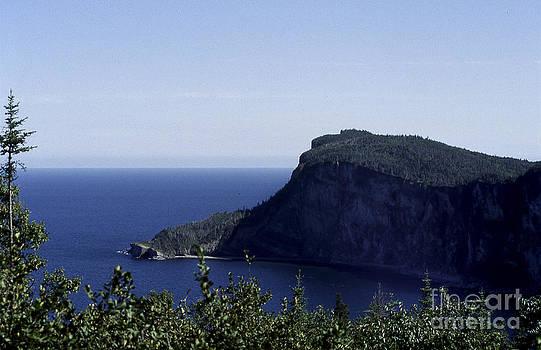 Andre Paquin - Gaspe Peninsula