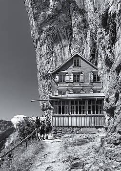 Charles Lupica - Gasthaus Aescheron Ebenalp