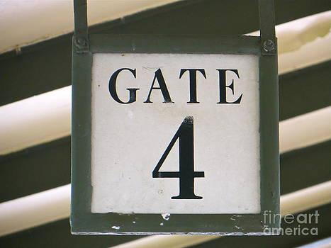 Gate #4 by Joy Hardee