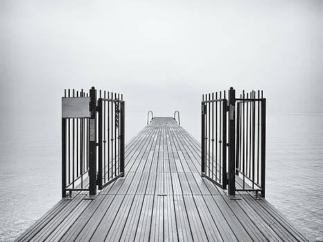 Gate to Nowhere by Antonio Violi