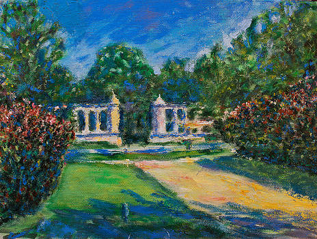 Gate to Paradise by Horacio Prada