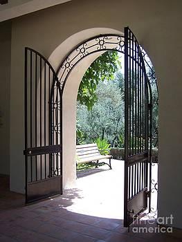 Gates by Madeleine Prochazka
