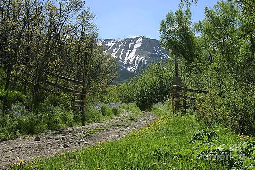 Bob Hislop - Gateway to mountain fun