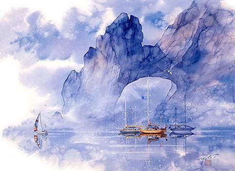 Gateway To A New Life by John YATO