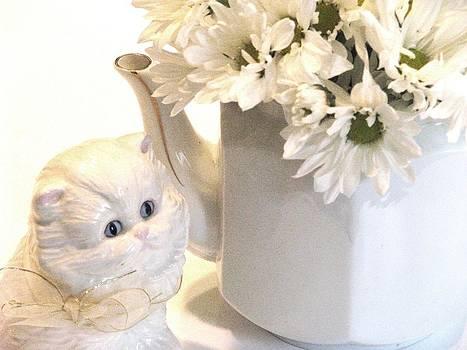 Angela Davies - Gathering Daisies