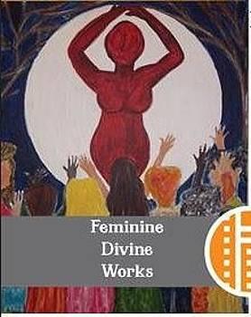 Gathering for Goddess by B Melusine Mihaltses