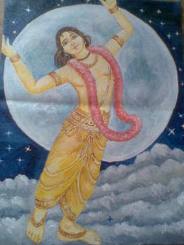 Gaura Purinima by Parimala Devi Namasivayam