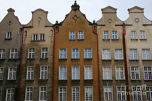 Sophie Vigneault - Gdansk Town houses
