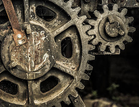 Gears by Dave Chandre
