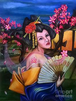 Geiko by Ruben Archuleta - Art Gallery