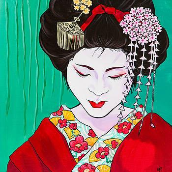 Geisha by Emily Brantley