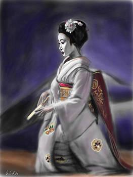 Geisha No.101 by Yoshiyuki Uchida