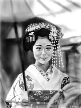 Geisha No.106 by Yoshiyuki Uchida