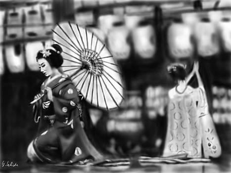 Geisha No.108 by Yoshiyuki Uchida