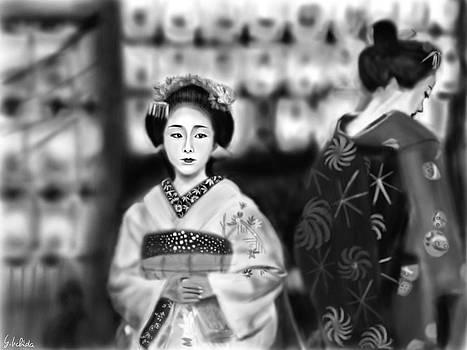Geisha No.110 by Yoshiyuki Uchida