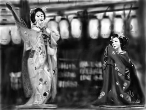 Geisha No.112 by Yoshiyuki Uchida