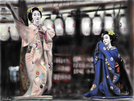 Geisha No.113 by Yoshiyuki Uchida