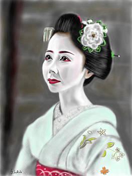 Geisha No.131 by Yoshiyuki Uchida