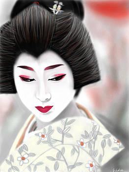 Geisha No.47 by Yoshiyuki Uchida