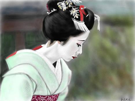 Geisha No.49 by Yoshiyuki Uchida