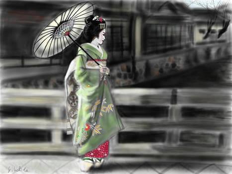 Geisha No.68 by Yoshiyuki Uchida