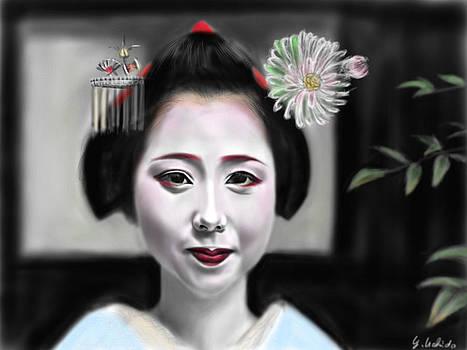 Geisha No.85 by Yoshiyuki Uchida
