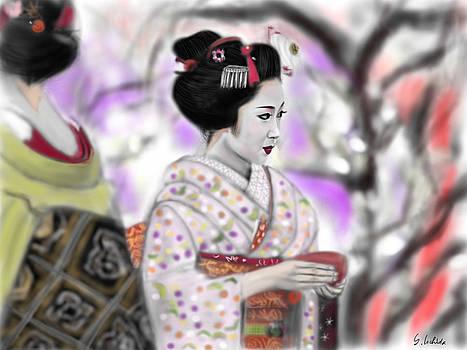 Geisha No.97 by Yoshiyuki Uchida