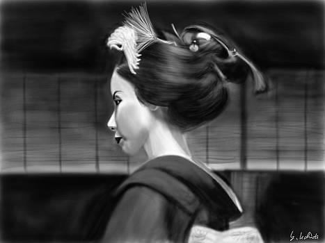 Geisha No.98 by Yoshiyuki Uchida