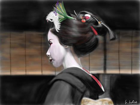 Geisha No.99 by Yoshiyuki Uchida