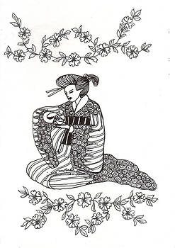 Monique Montney - Geisha Ritual