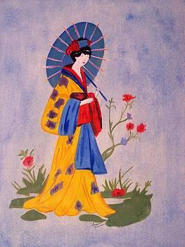 Geisha by Susan Turner Soulis