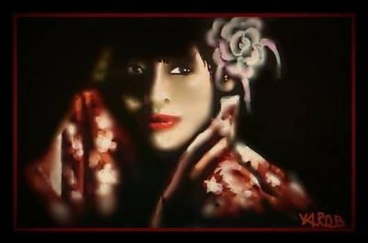 Geisha by YourArtist Rob