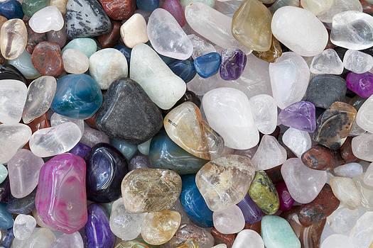 Gemstones by Gillian Dernie