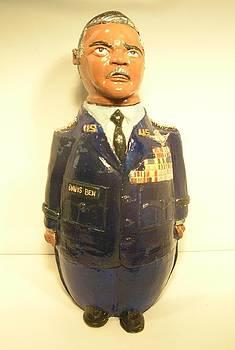Gen. Ben O. Davis Jr. by David Mack