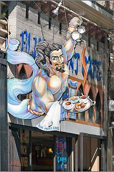 Daniel Furon - Genie of Blue Front Cafe